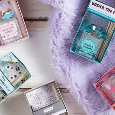 Disney Fragrance Collection