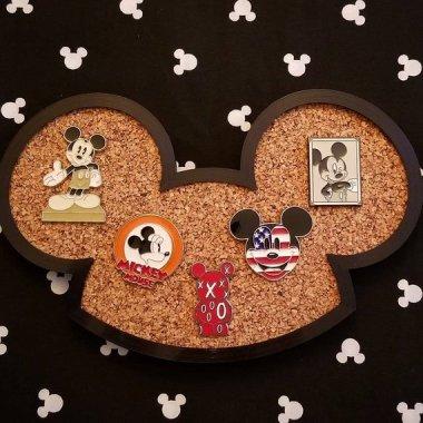 Disney Trading Pin Boards