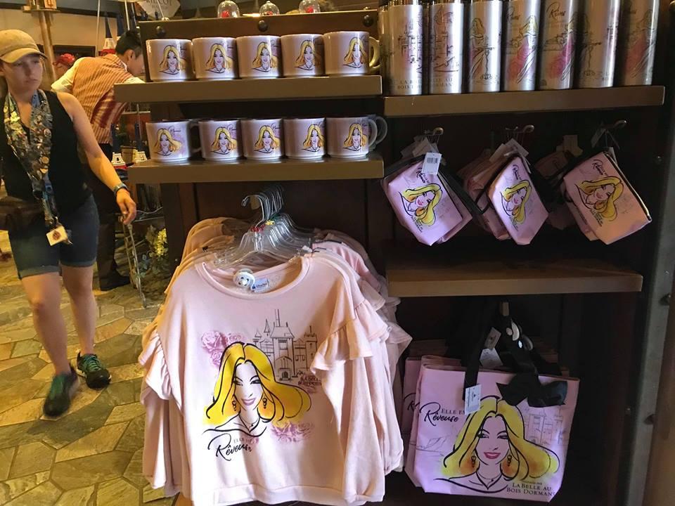 Princess Merchandise