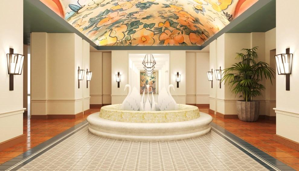 Transform Swan Resort Lobby