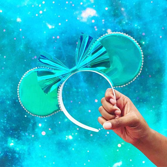 Waterproof Minnie Mouse Ears
