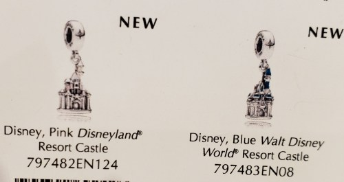 56400e328 There are four new Park Exclusive Disney Pandora Charms coming this year. There  will be a new Christmas Charm, a 2019 Charm, and two new Castle Charms, ...
