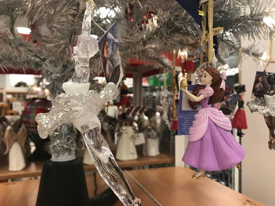 Disney Nutcracker Christmas Ornaments At Kohl S