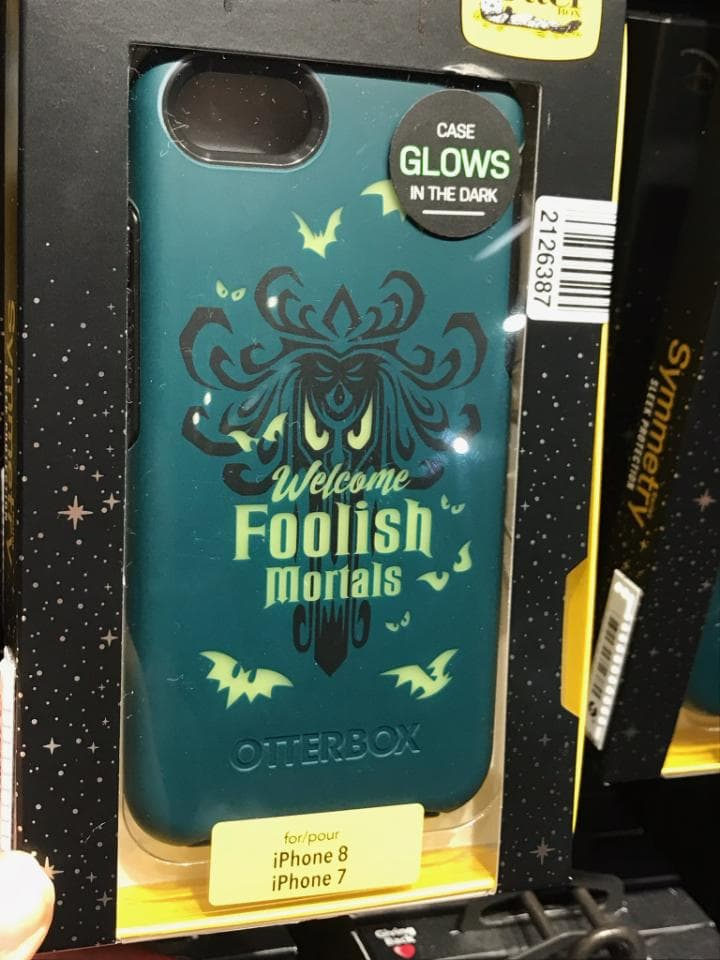 Spooky New Disney OtterBox Cases