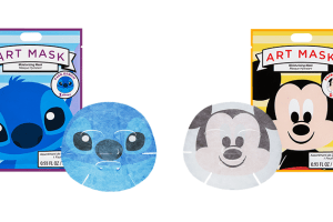 Disney Character Moisturizing Face Masks