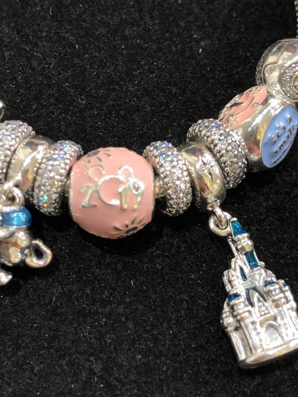 2fec8bfac The 2019 Disney Parks Exclusive Pandora Charm Is Here!