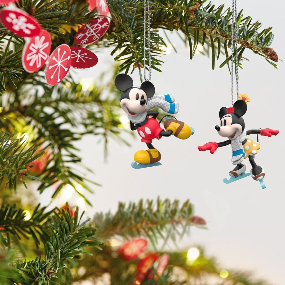 Favorite Disney Ornaments