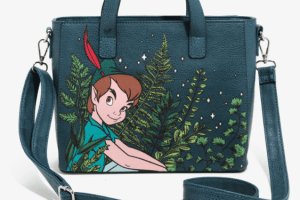 Peter Pan Loungefly Tote