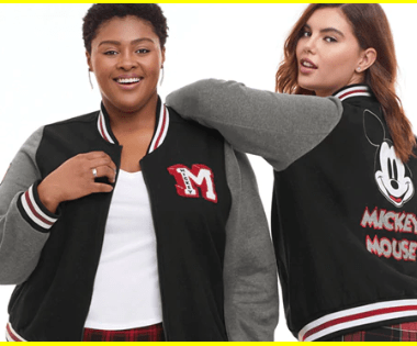Torrid Mickey Mouse Collection
