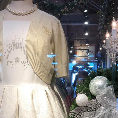 Disney Castle Dress