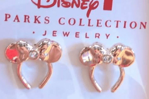 Minnie Mouse Jewelry