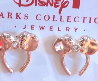 Minnie Mouse Jewelry