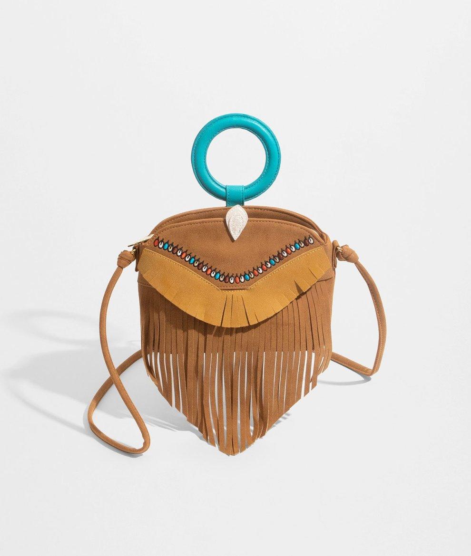Pocahontas Crossbody