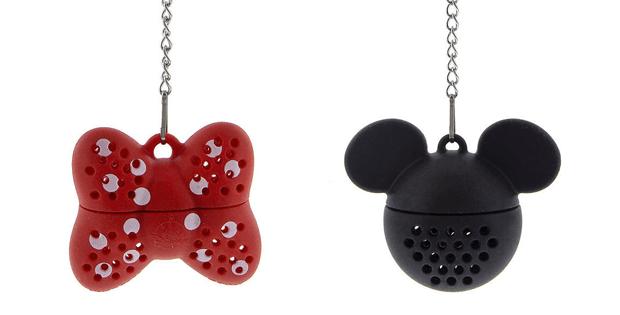 Mickey and Minnie Tea Infusers