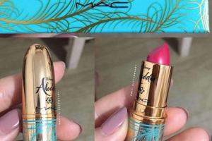 Aladdin Inspired MAC Collection
