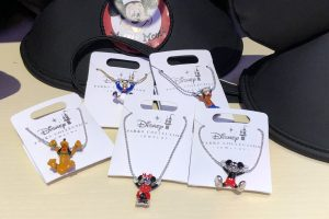 Disney Character Necklaces