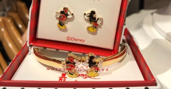 Mickey And Minnie Jewelry