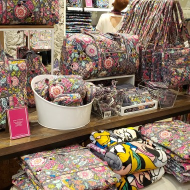 New Disney Vera Bradley Collection