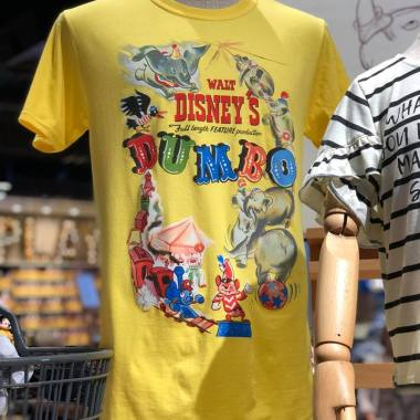 New Dumbo Merchandise