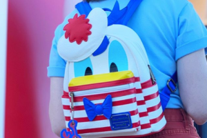 Loungefly Donald Duck Accessories