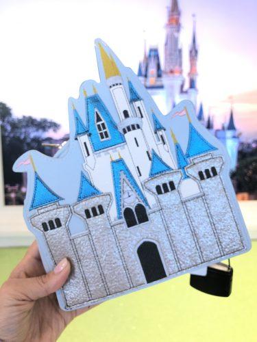 Cinderella Castle Purse