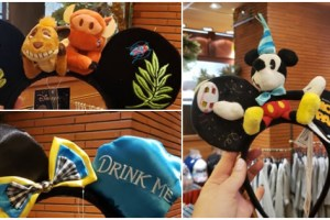 Disneyland Paris Minnie Mouse Ears