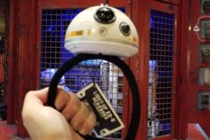 R2-D2 And BB-8 Headbands