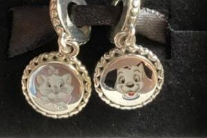 Disney Pets Pandora Charms