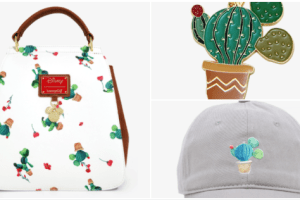 Mickey Cactus Collection