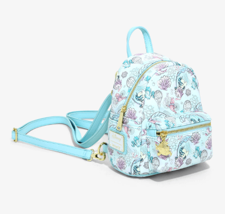 Loungefly Little Mermaid Backpack