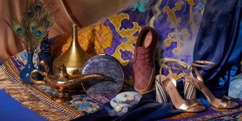 Aladdin Accessory Collection
