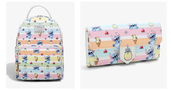 Stitch Loungefly Collection