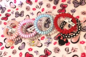 Disney Spiral Hair Ties