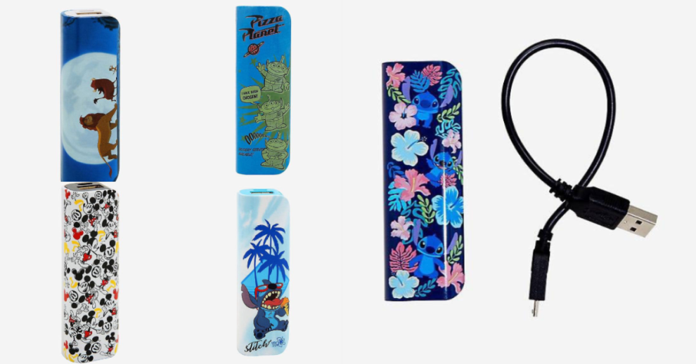 Disney Inspired Power Banks