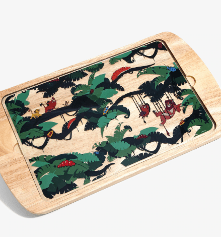 Lion King Serving Tray