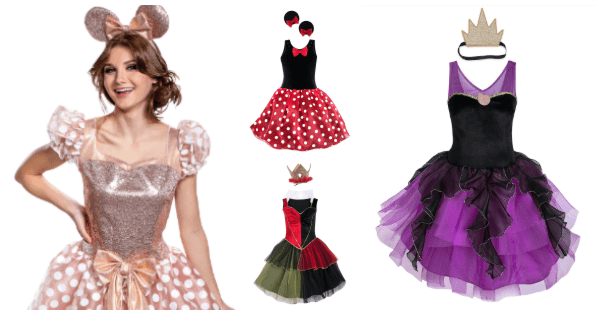 Sassy Disney Halloween Costumes
