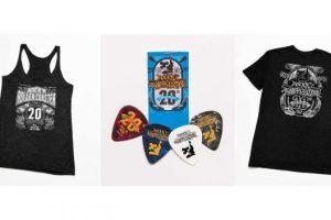 Rock 'N' Roller Coaster 20th Anniversary Merchandise
