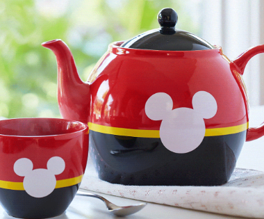 Disney Tea Essentials