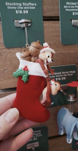 Hallmark Christmas In July 2019 Ornaments.The 2019 Disney Hallmark Keepsake Ornaments Have Been Released