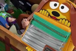 Slinky Dog Loungefly Bag