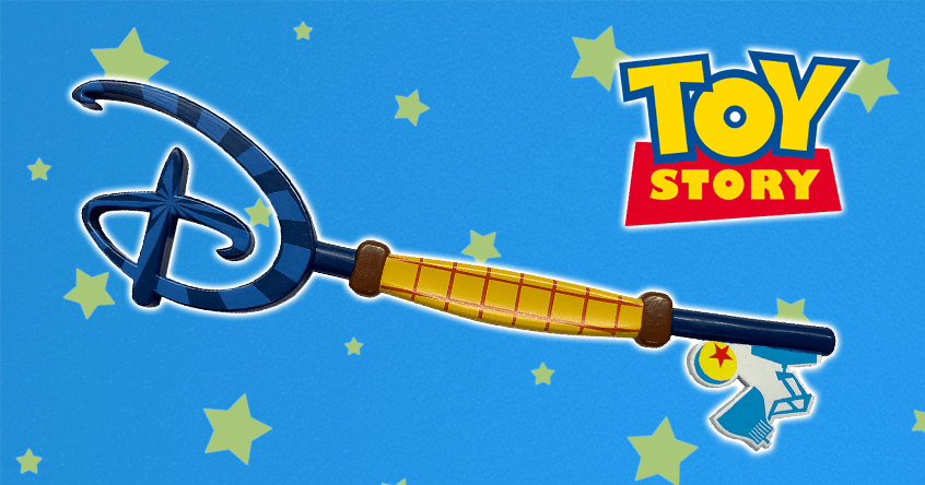 Toy Story Collector Key