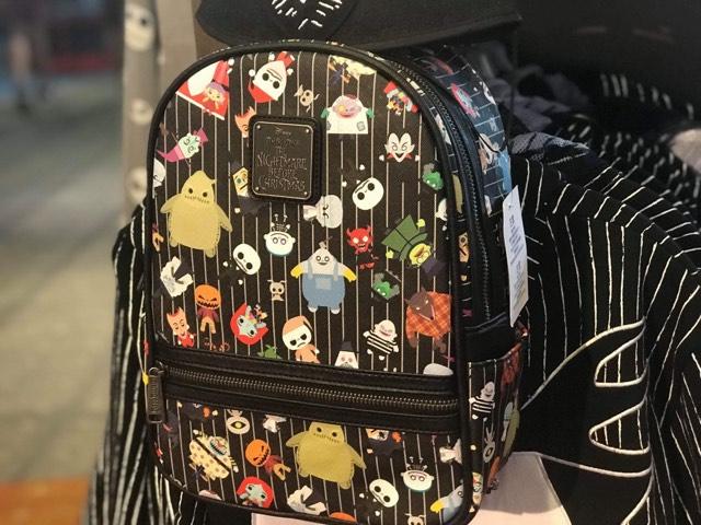 Nightmare Before Christmas Backpack