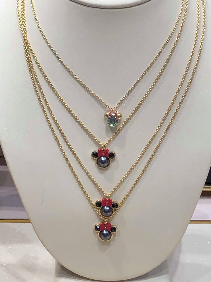 Kate Spade Minnie Mouse Jewelry