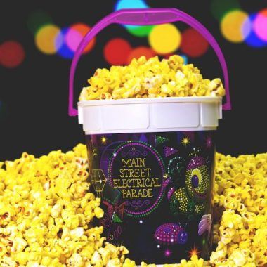 Main Street Electrical Parade Popcorn Bucket