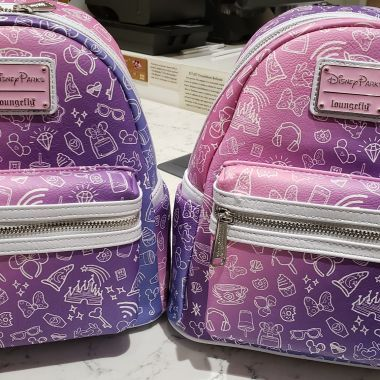 Disney Parks Icons Backpack