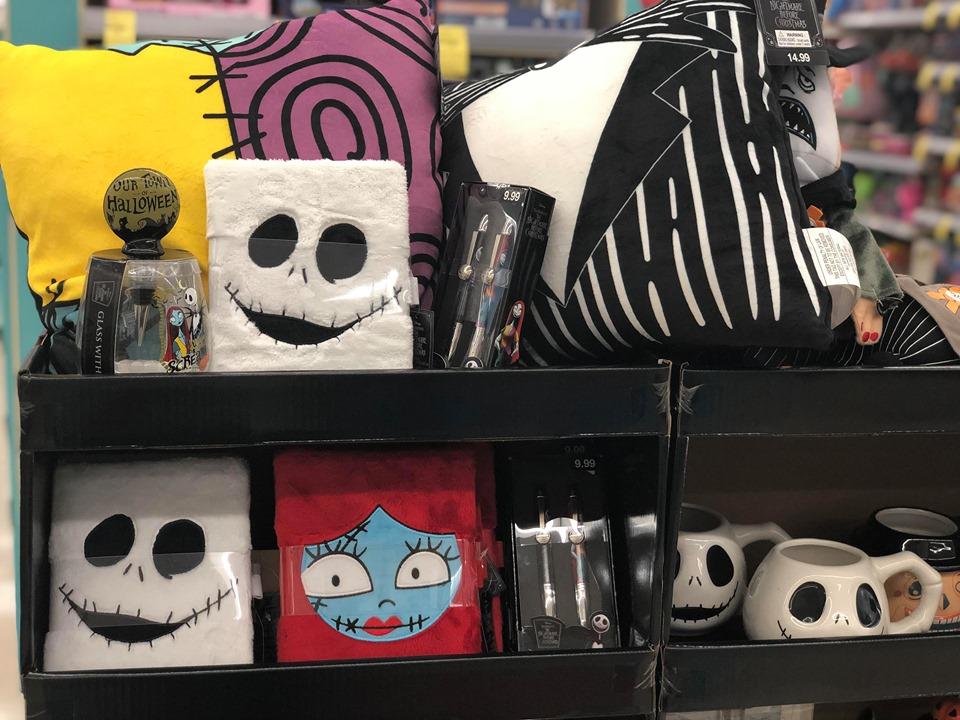 haunting disney halloween merchandise