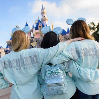 Arendelle Aqua Disney Merchandise