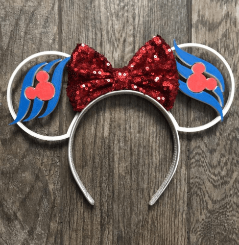 Disney Cruise Line Ears