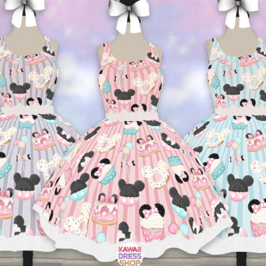 Mickey and Minnie Sweets Dress
