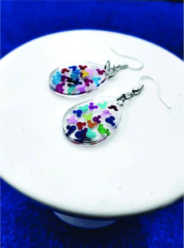 Mickey Earrings 2
